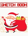 Sketch Book For Men Homemade Christmas Gift: Sketch Set For Drawing With Sketch Book Professional Sketch Kit - Durable - Ages # Drawing Size 8.5 X 11 Cover Image
