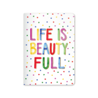Jot It Notebooks - Life Is Bea Cover Image