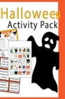 Halloween activity pack: Halloween activity pack: 112 pages size 6*9 Cover Image