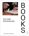 Books: Art, Craft & Community Cover Image