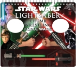 Star Wars Lightsaber Thumb Wrestling Force Wars Cover Image
