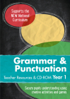 Year 1 Grammar and Punctuation Teacher Resources with CD-ROM: English KS1 (Ready, Steady Practise!) Cover Image