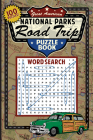 Great American National Parks Road Trip Puzzle Book Cover Image