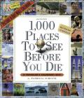 1,000 Places to See Before You Die Picture-A-Day Wall Calendar 2017 Cover Image