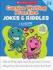 Cursive Writing Practice: Jokes & Riddles Cover Image