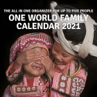 One World Family Calendar 2021 Cover Image