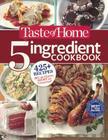 Taste of Home 5-Ingredient Cookbook Cover Image