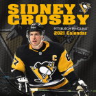 Pittsburgh Penguins Sidney Crosby 2021 12x12 Player Wall Calendar Cover Image