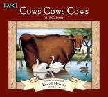 Cows Cows Cows 2019 14x12.5 Wall Calendar Cover Image