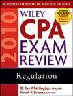 Wiley CPA Exam Review 2010, Regulation Cover Image