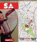 Streetsmart San Antonio Map by Vandam Cover Image