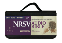 Voice Only Bible-NRSV-Catholic Cover Image