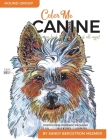 Color Me Canine (Hound Group) Cover Image