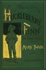 Adventures of Huckleberry Finn by Mark Twain Original Cover Image