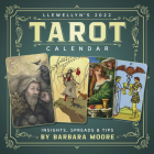 Llewellyn's 2022 Tarot Calendar: Insights, Spreads & Tips Cover Image