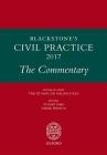 Blackstone's Civil Practice 2017 (Book and Digital Pack) Cover Image