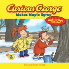 Curious George Makes Maple Syrup  (CGTV 8x8) Cover Image