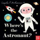 Where's the Astronaut? Cover Image