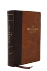The Esv, MacArthur Study Bible, 2nd Edition, Leathersoft, Brown: Unleashing God's Truth One Verse at a Time Cover Image