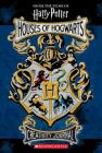 Houses of Hogwarts Creativity Journal (Harry Potter) Cover Image