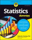 Statistics for Dummies (For Dummies (Lifestyle)) Cover Image
