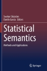 Statistical Semantics: Methods and Applications Cover Image