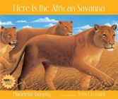 Here Is the African Savanna (Web of Life #2) Cover Image