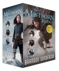 Mistborn Trilogy TPB Boxed Set: Mistborn, The Well of Ascension, and The Hero of Ages Cover Image