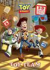 Toy Team (Disney/Pixar Toy Story) Cover Image