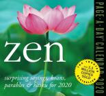 Zen Page-A-Day Calendar 2020 Cover Image