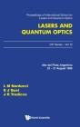Lasers and Quantum Optics: Proceedings of the International School International School on Lasers and Quantum Optics Mar del Plata, Argentina, 22 Cover Image