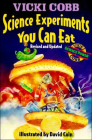 Science Experiments You Can Eat Cover Image