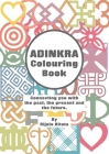 Adinkra Colouring Book Cover Image