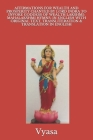 Affirmations for Wealth and Prosperity Chanted by Lord Indra to Invoke Goddess of Wealth Lakshmi: Mahalakshmi Hymns: In English with Original Text, Tr Cover Image