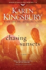 Chasing Sunsets: A Novel (Angels Walking #2) Cover Image