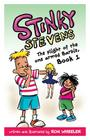 Stinky Stevens Book1: The Plight of the One Armed Barbie Cover Image