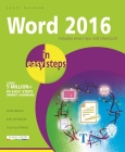 Word 2016 in Easy Steps Cover Image