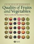 Color Atlas of Postharvest Quality of Fruits and Vegetables Cover Image