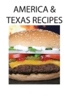 American and Texas Recipes Cover Image