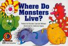 Where Do Monsters Live? (Learn to Read) Cover Image