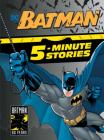Batman 5-Minute Stories (DC Batman) Cover Image