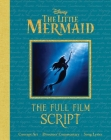 Disney: The Little Mermaid (Disney Scripted Classics) Cover Image