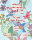 Where Hummingbirds Come From Bilingual Portuguese English Cover Image