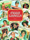 Old-Time Cigar Labels in Full Color (Dover Pictorial Archives) Cover Image