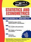 Schaum's Outline of Statistics and Econometrics (Schaum's Outlines) Cover Image