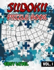 Sudoku Puzzle Book Easy Level: 240 Puzzles & Solutions, Easy Sudoku Puzzles for Adults Cover Image
