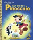Pinocchio (Disney Classic) (Little Golden Book) Cover Image
