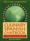 Culinary Spanish Chatbook Cover Image