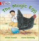 The Magic Egg Workbook (Collins Big Cat) Cover Image