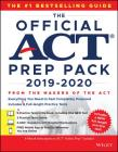 The Official ACT Prep Pack 2019-2020 with 7 Full Practice Tests, (5 in Official ACT Prep Guide + 2 Online) Cover Image